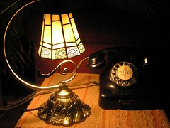 Antique German W48 Phone | by Qole Pejorian
