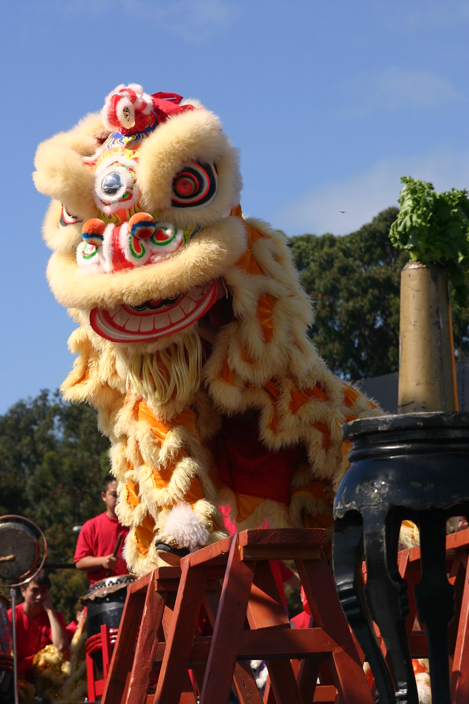 Lion Dance Group 107