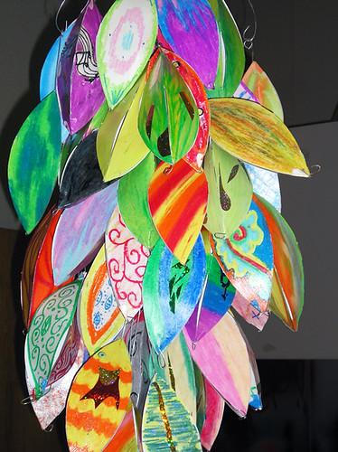 Community Art Project - Racimo | On Sept . 23, 2008 I had ...