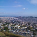 Visitacion Valley and Hunters Point from Mt. Davidson
