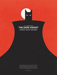 The Dark Knight | by Olly Moss