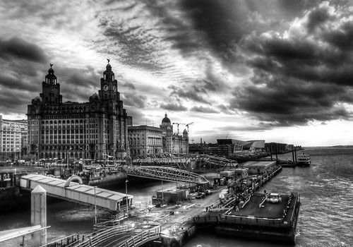 Liverpool Water Front | by Allan Stodd