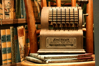 American Adding Machine | by andy castro