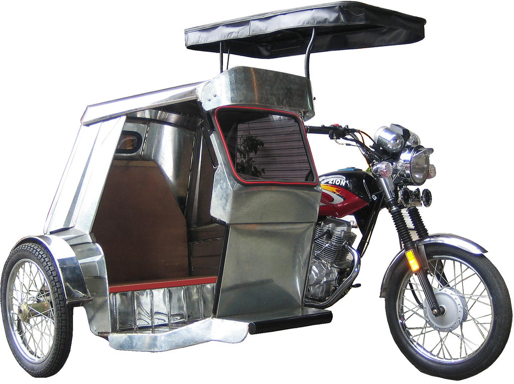 Zion Motorcycle Torino 150 With Side Car Manila