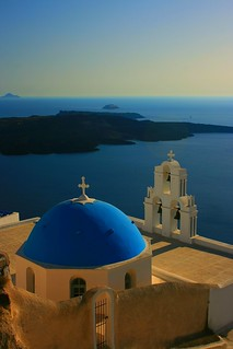 Ag. Theodori church - Firostefani, Santorini (Greece) | by Navin75