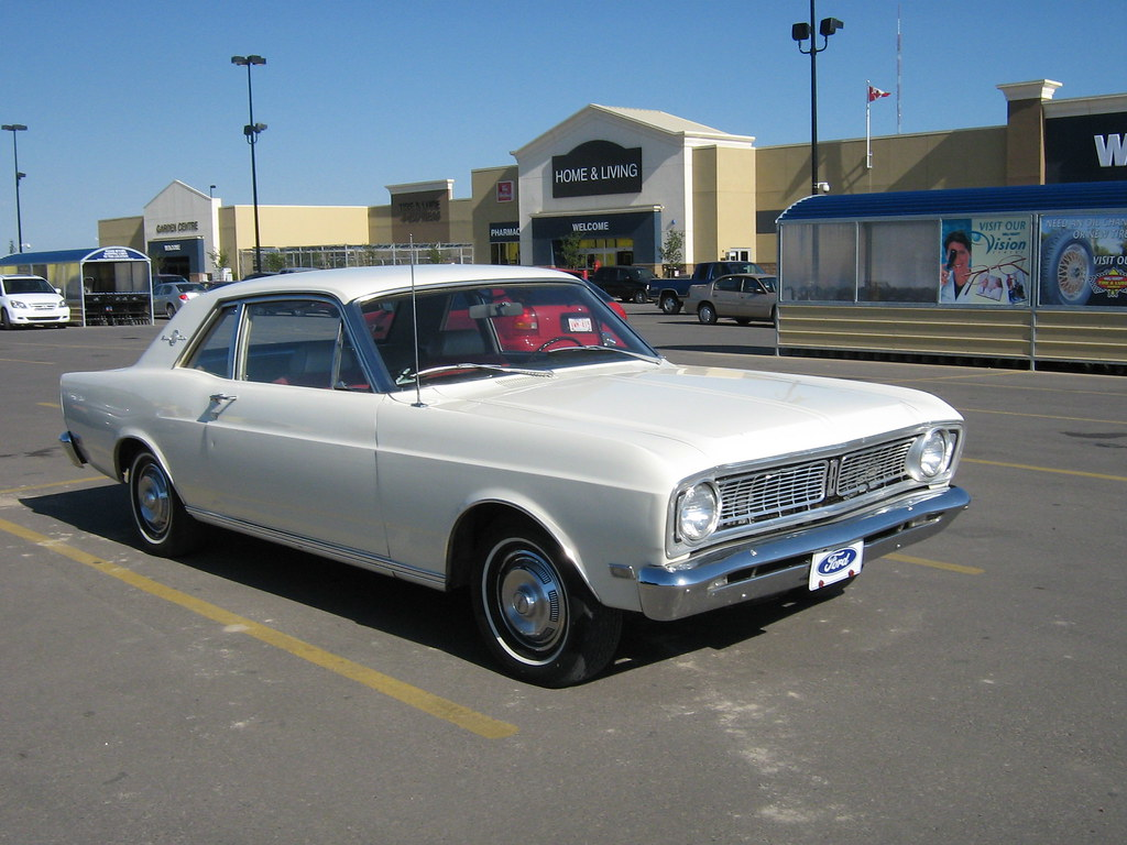 1969 Ford Falcon Sport Coupe