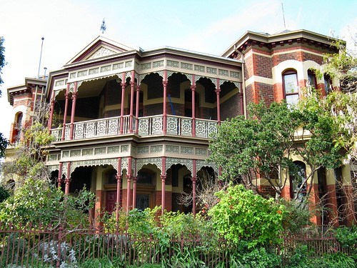 Lynton, 85 St Vincent Pl South, Albert Park (Albert Park Architecture by Dean, Melbourne)