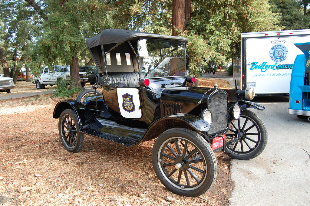 ford model t burlingame police car horses to horsepower 20 flickr. Black Bedroom Furniture Sets. Home Design Ideas