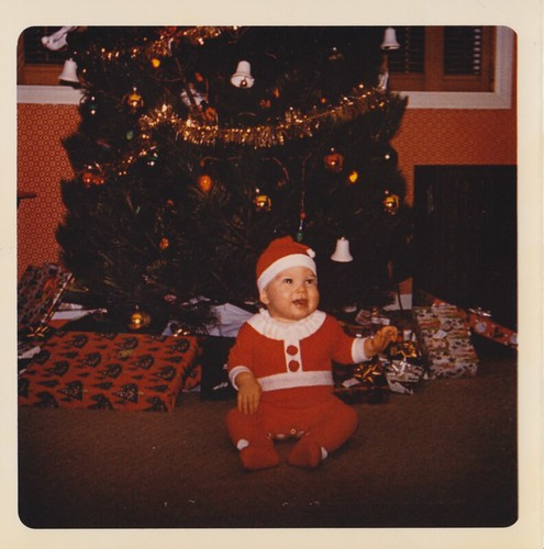 Christmas 1970 | Eat, papa, eat! Nobody likes a skinny Santa ...