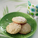 lime & coconut cookies