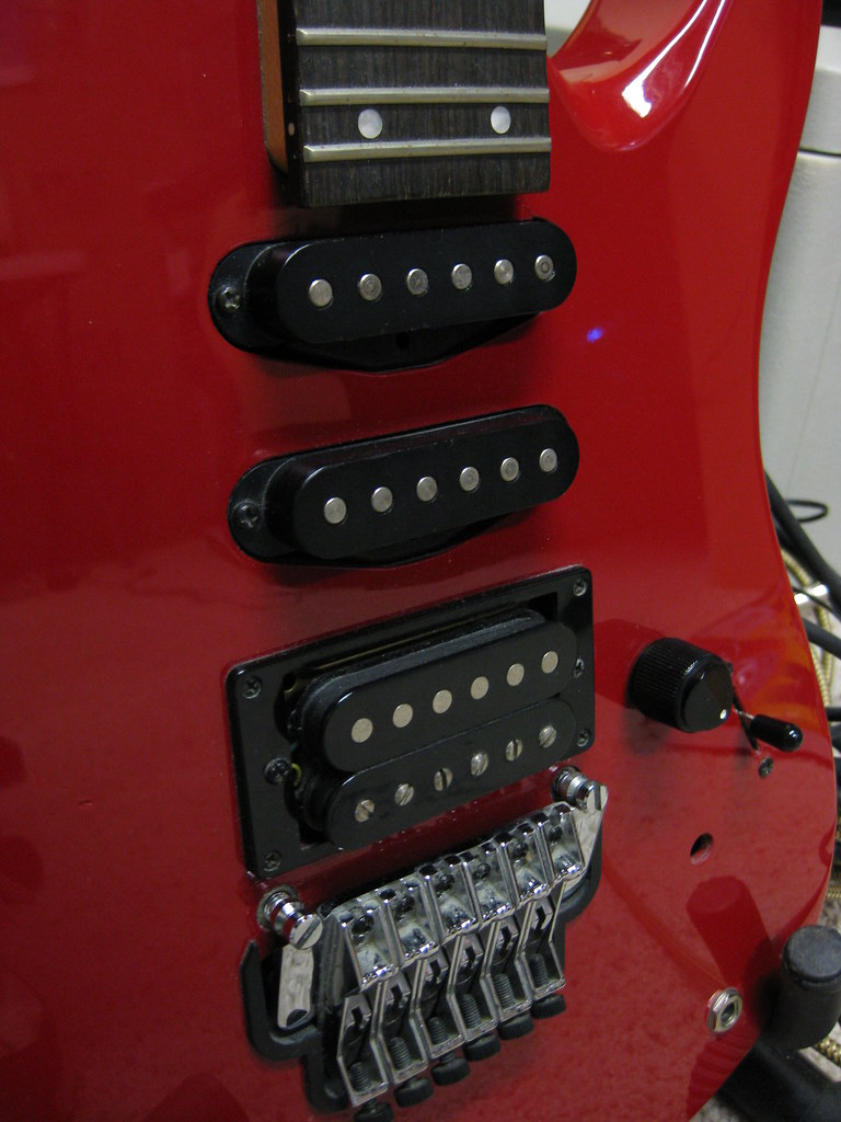 Yamaha Electric Guitar Set