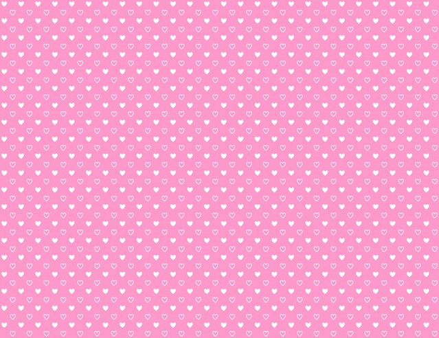 Hearts Twitter Backgrounds Heart-tiled Background For