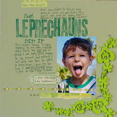 The-Leprechauns-Did-It | by Noell