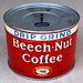 Beech-Nut Coffee, 1940's