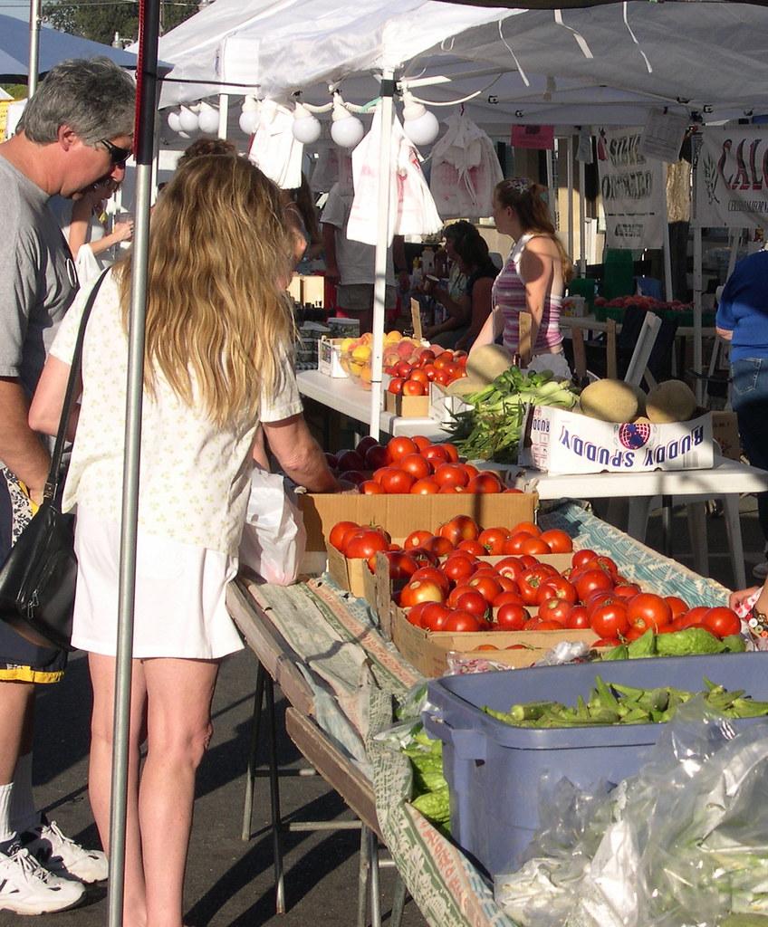 Fairfield Tomato Festival Yuba City Tomato Festival Flickr