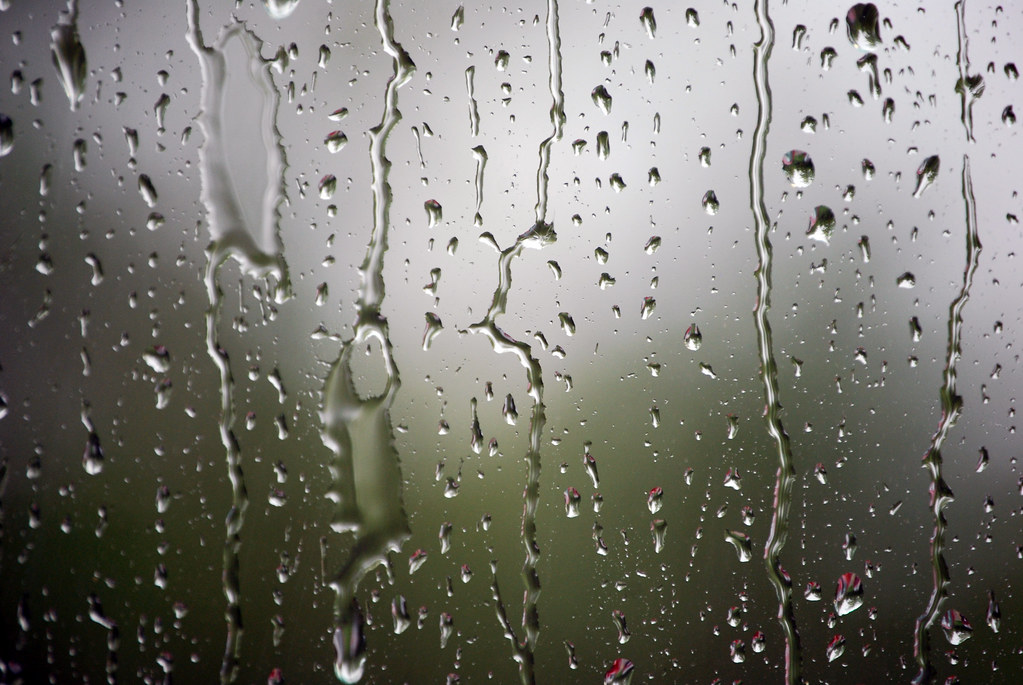 Dripping Glass