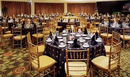 Doubletree Crystal City Banquet Style Setup Up To 1000