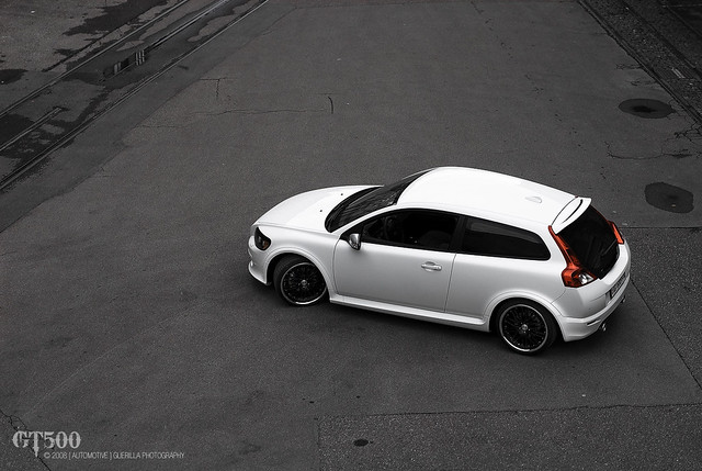 volvo c30 t5 r design my little brothers brandnew car he 39 flickr. Black Bedroom Furniture Sets. Home Design Ideas