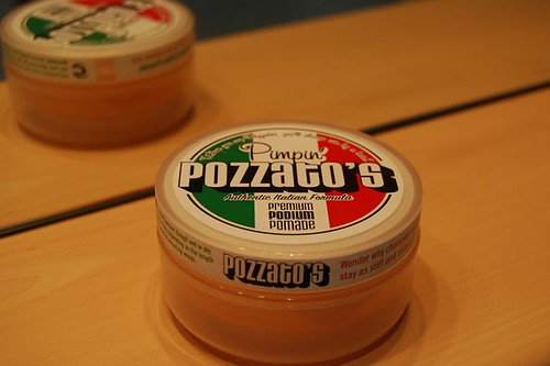 Pozzato's hair gel | by mr.keff