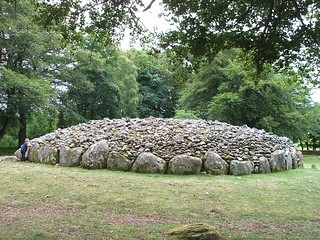 Clava Cairns Strathnairn Inverness Scotland | by conner395