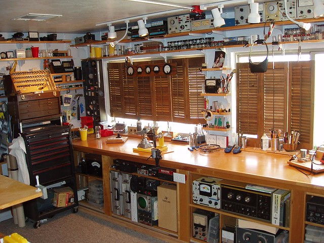 New Garage Woodshop  Wwwgalleryhipcom  The Hippest Pics