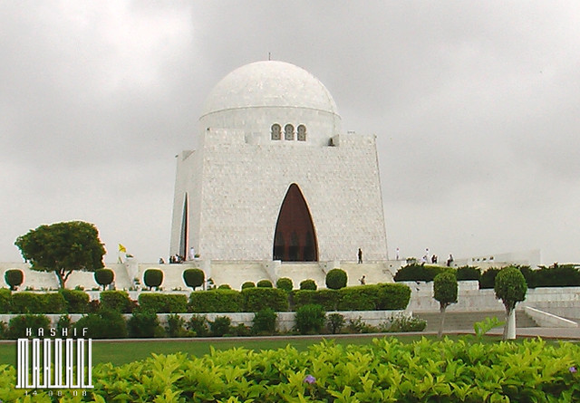 Mausoleum Of Mohammed Ali Jinnah Pakistans Independence