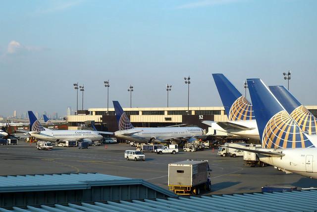 Newark Liberty International Airport (EWR)