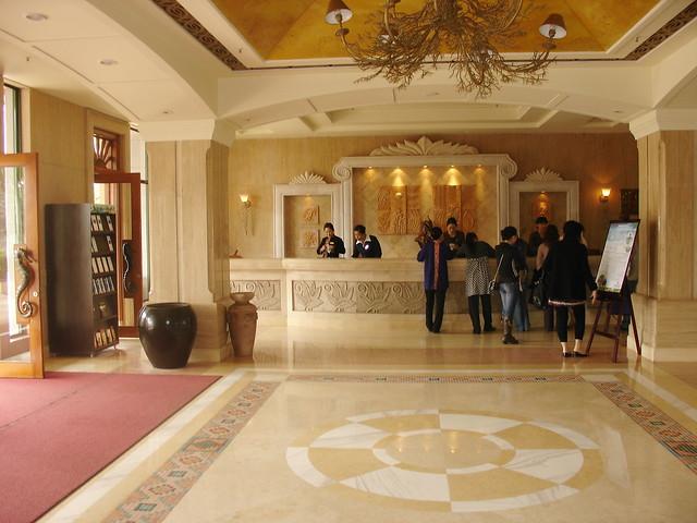 Crown Spa Hotel Rooms