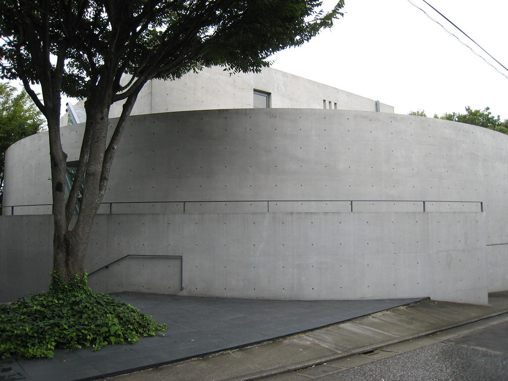 kidosaki house 02 architect tadao ando flickr