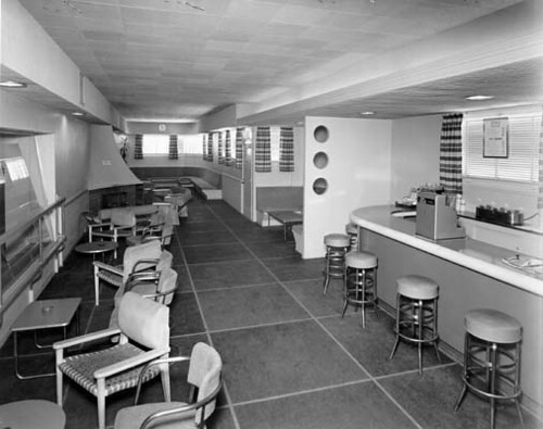 Pan Pacific Auditorium Cafe Los Angeles Historic