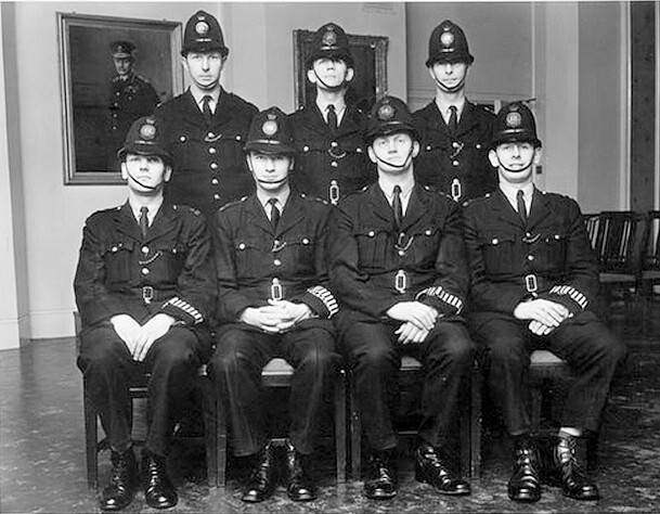the plymouth seven metropolitan police westminster lond