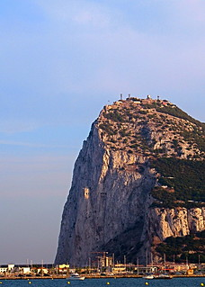 The Rock Of Gibraltar | by BY-YOUR-⌘