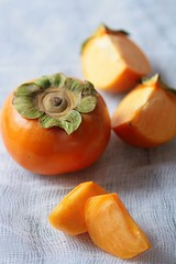 Persimmons | by tartelette