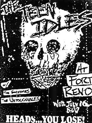 Hardcore Flyer 18