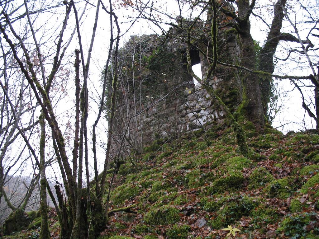 SAINT JULIEN AUX BOIS (Corr u00e8ze) Ruines du ch u00e2teau d'Alboy Flickr # Saint Julien Aux Bois