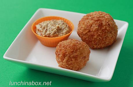 Curried turkey croquettes | by Biggie*