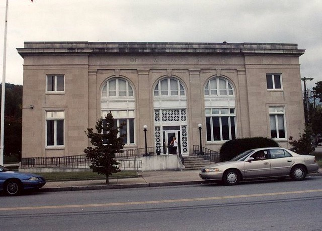 Post Office Jellico Tennessee Wscandlyn Flickr