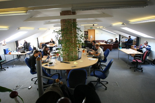 Creating Innovation Hubs