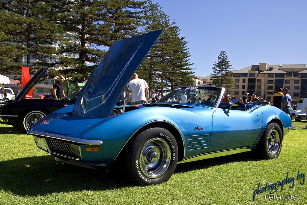 72 Corvette Stingray Peter Ede Flickr