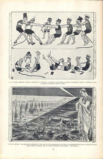 Ilustração Portugueza, No. 463, January 4 1915 - 24