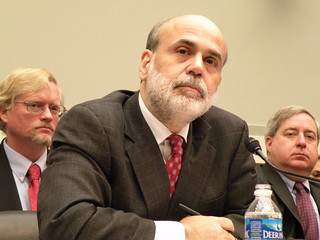 Bernanke in Congress | by Talk Radio News Service