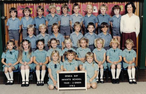 Gymea Bay Public School 1982 By John Davey2011