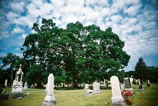 Pine Grove Cemetary | by kevin dooley