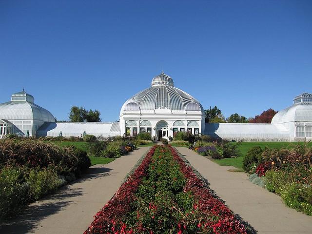 Buffalo And Erie County Botanical Gardens Buffalo Ny Flickr