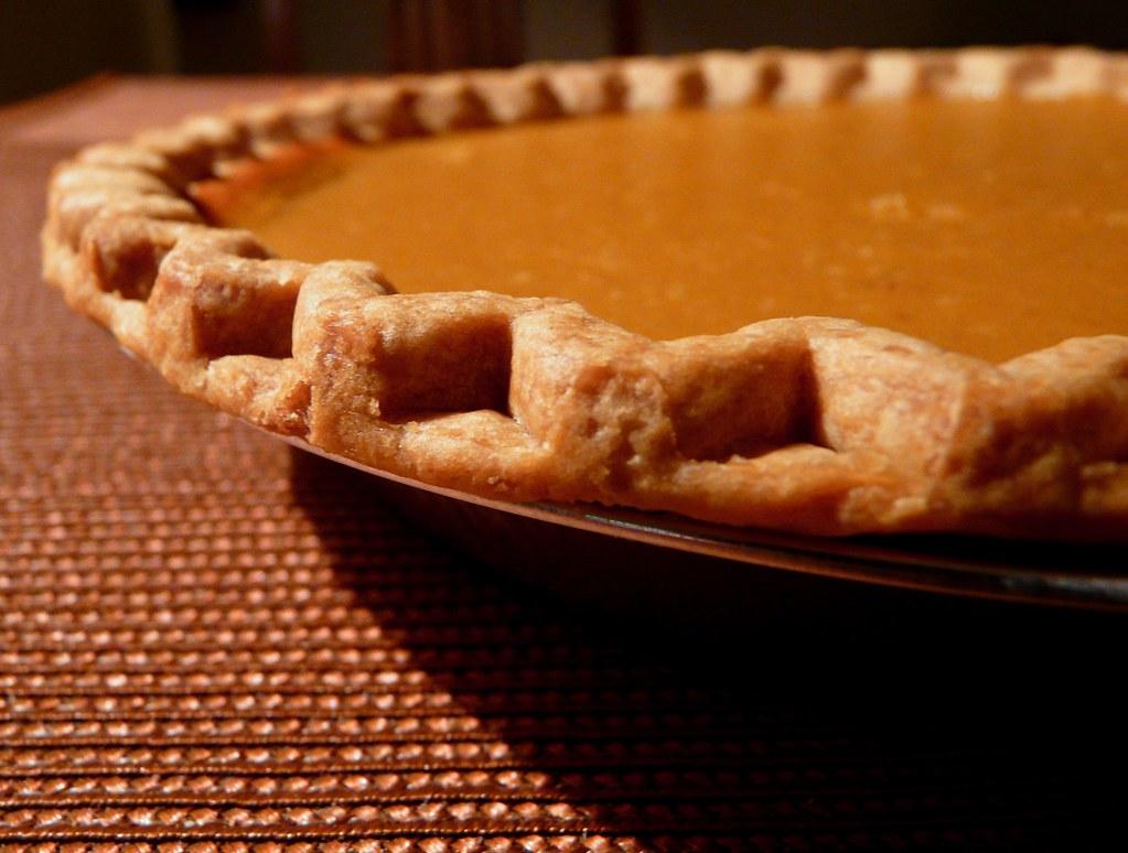 Pumpkin Pie Recipe Smitten Kitchen