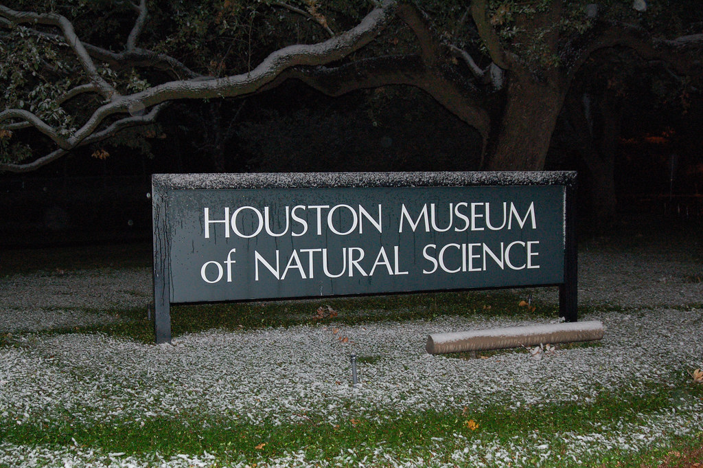 Houston Natural Science Museum Groupon