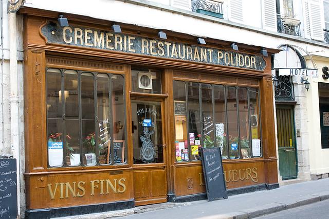 cr merie restaurant polidor 41 rue monsieur le prince 6 flickr. Black Bedroom Furniture Sets. Home Design Ideas