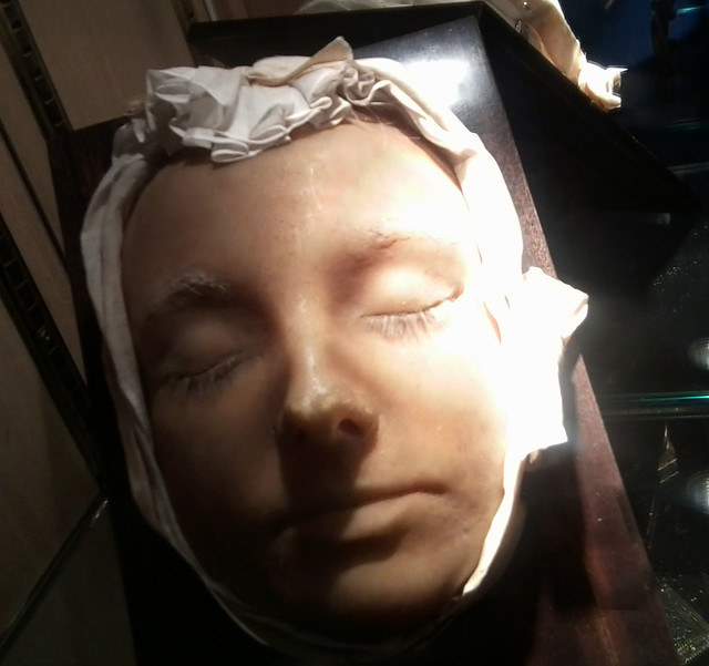 Mary Queen Of Scots Death Mask Mary Queen of S...