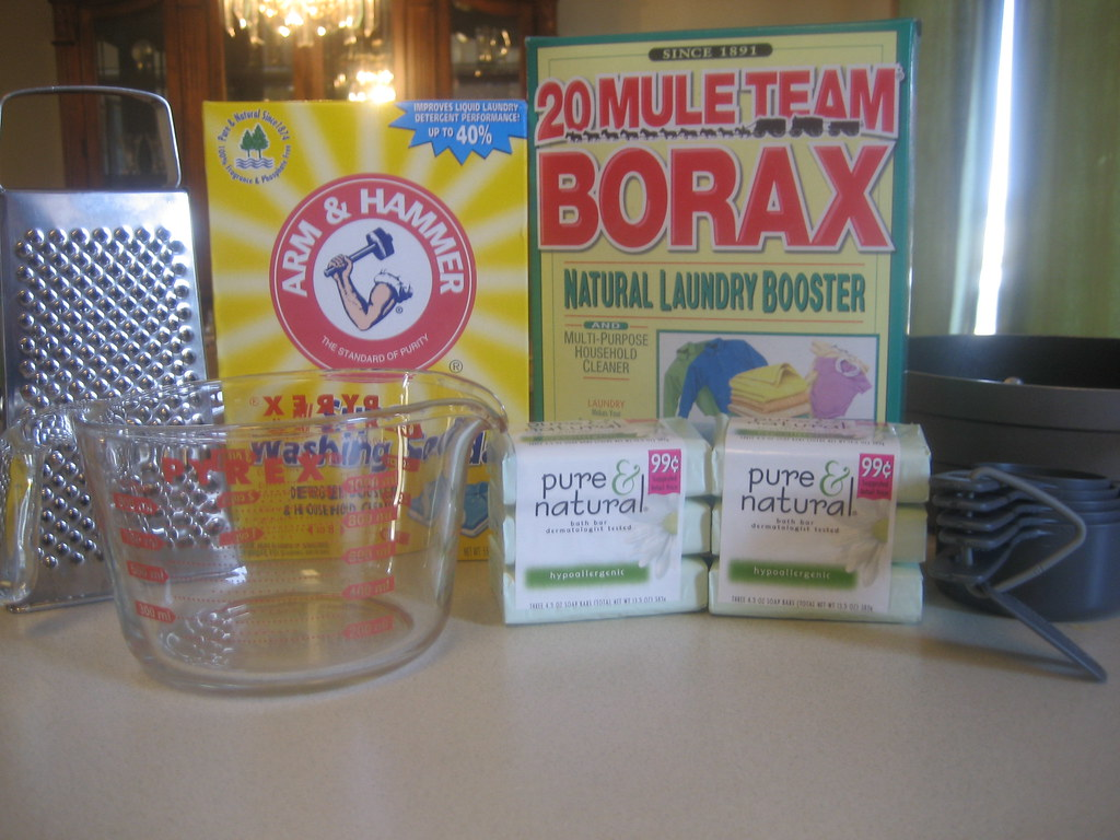 the ingredients i used arm and hammer washing soda 20 mul flickr. Black Bedroom Furniture Sets. Home Design Ideas