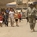 U.S. Soldiers Conduct Population Engagement Mission in Shula